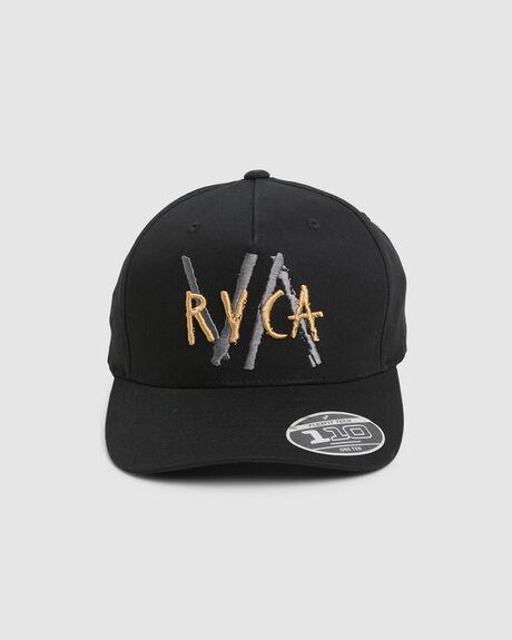 RVCA SANDS PINCHED CAP