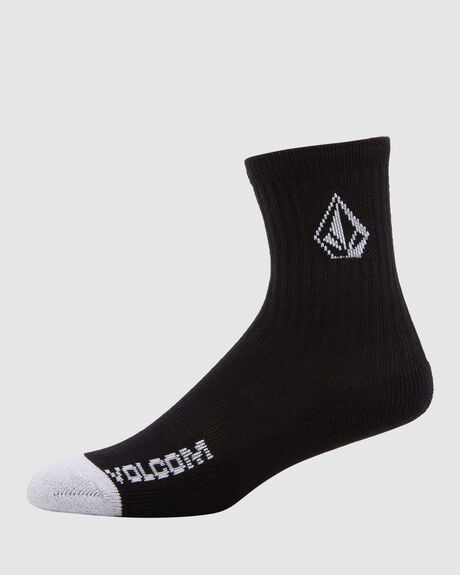FULL STONE SOCK 3PK YOUTH