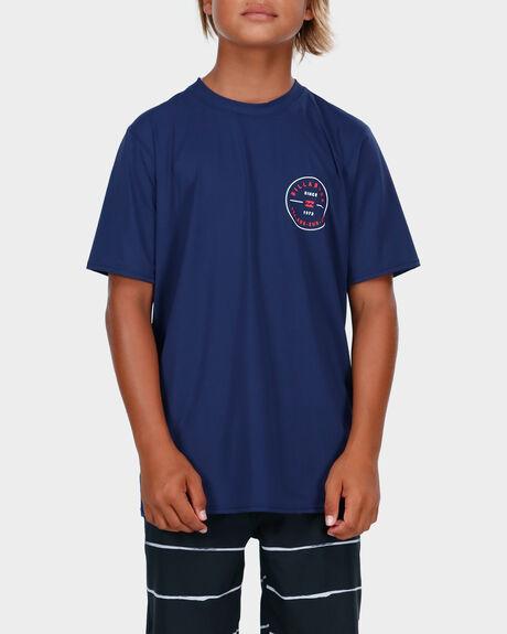 Rotor Ss Surf Shirt