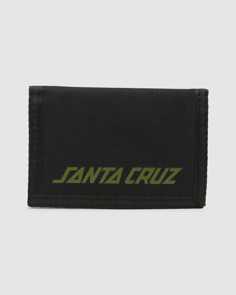 CAMO DOT VELCRO WALLET