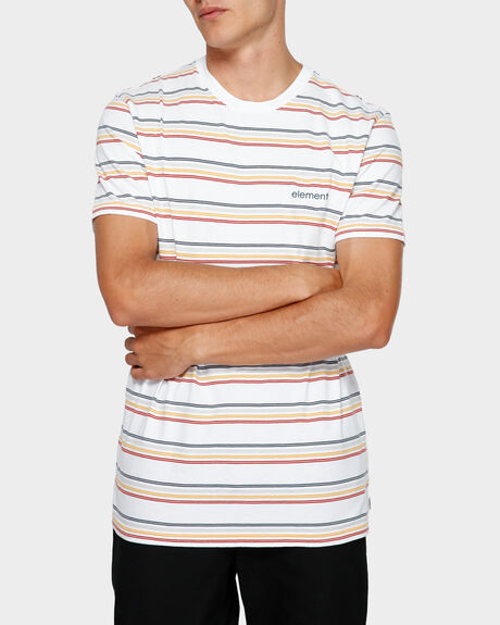 VENICE STRIPE SHORT SLEEVE TEE