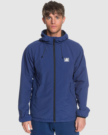 MENS MTK HOODED STRETCH ATHLETIC JACKET