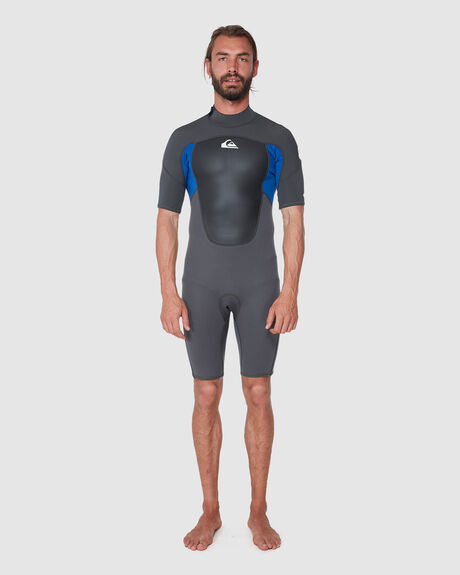 2/2MM PROLOGUE SHORT SLEEVE BACK ZIP SPRINGSUIT