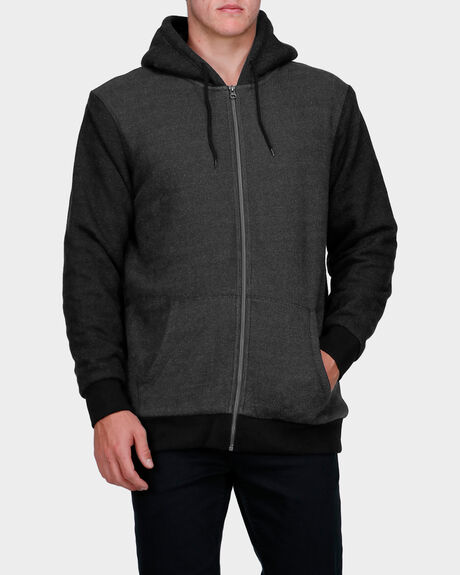 BALANCE ZIP THROUGH HOODIE