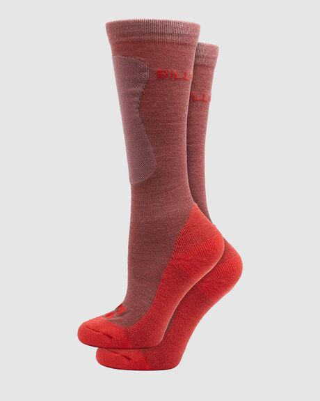 COMPASS MERINO WOMENS SOCKS
