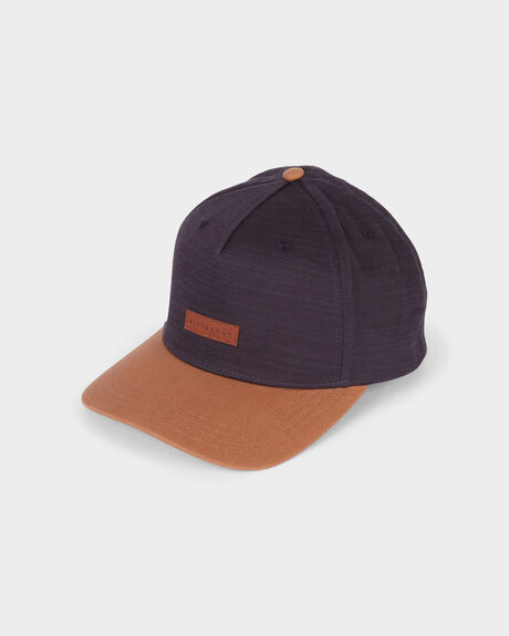 OXFORD SNAPBACK CAP