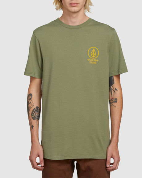 CROWD CONTROL SHORT SLEEVE TEE