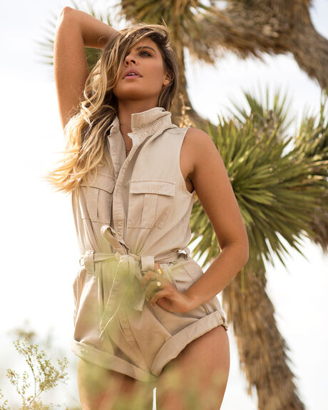 THE DESERT ROMPER