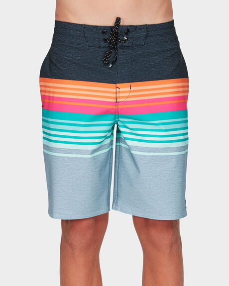 BOYS SPINNER LO TIDE BOARDSHORTS