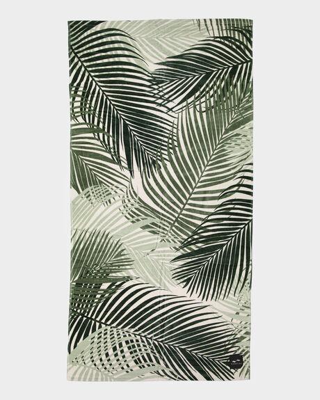 HALA GREEN TOWEL