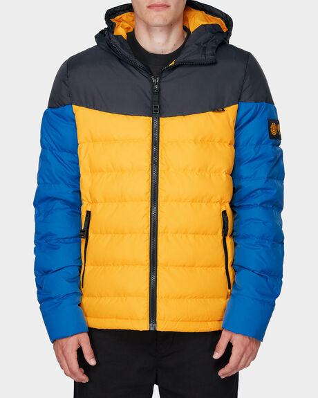 GRIFFIN LIGHT DOWN PUFFA JACKET