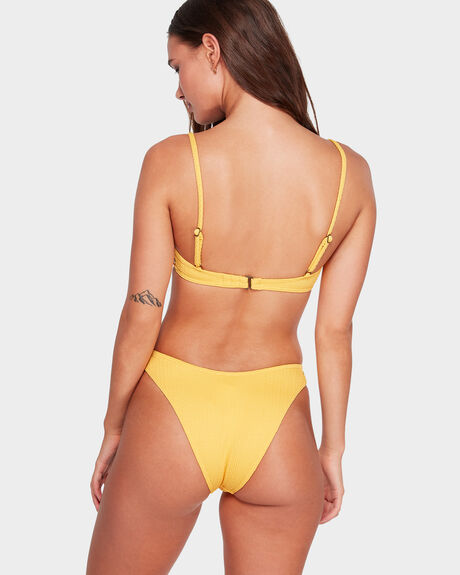 BRAID RIB HIKE BIKINI BOTTOM