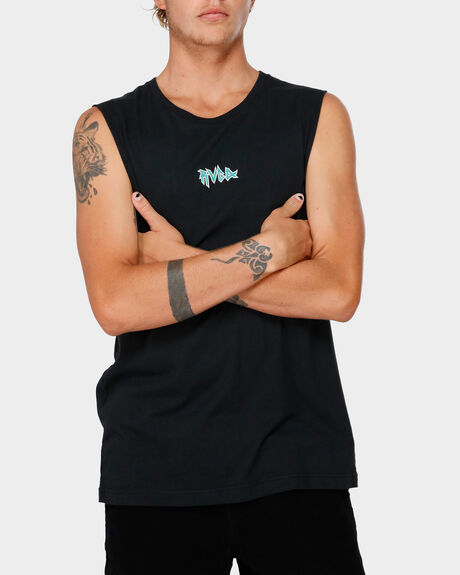 RVCA DRAGON MUSCLE