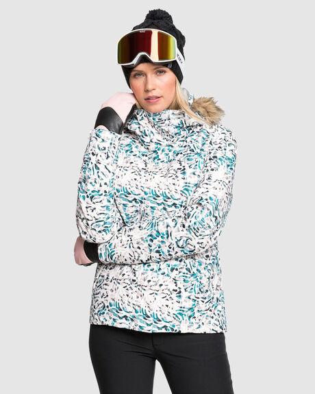 WOMENS JET SKI SNOW JACKET