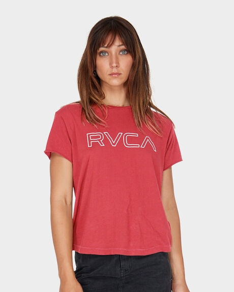 KEYLINE RVCA BOX TEE