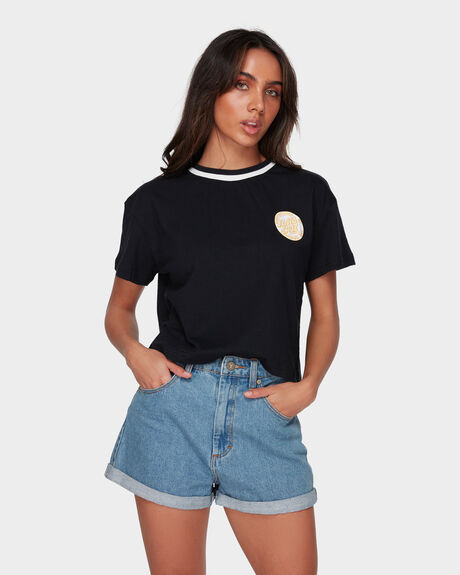 ORIGINAL DOT CROP TEE