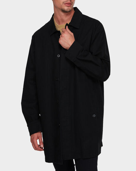 FLYER TRENCH COAT