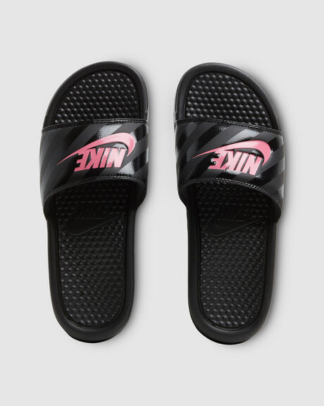 "WOMENS NIKE BENASSI ""JUST DO IT"" SLIDE"