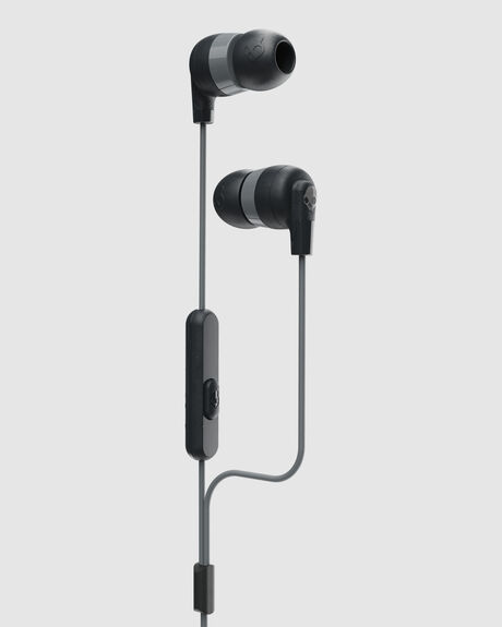 INKD+ IN-EAR W/MIC 1 BLACK/BLACK/GRAY