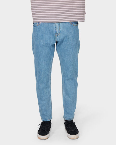 ORIGINAL DENIM STRAIGHT FIT JEAN