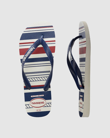 MENS TOP NAUTICAL THONGS