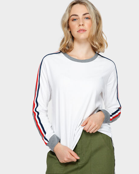 EVE LONG SLEEVE TEE