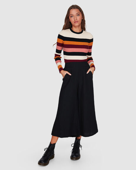 WINTER CULOTTE PANTS