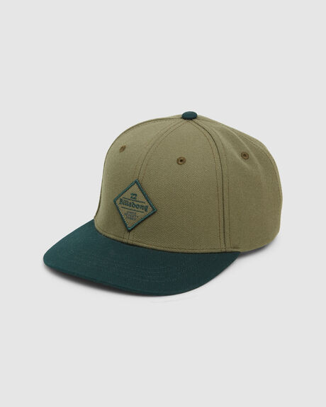 GROMS MIXED SNAPBACK CAP
