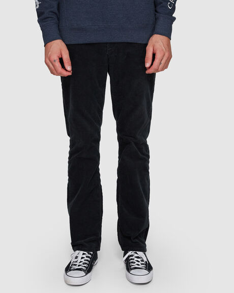 SOLVER 5 POCKET CORD PANTS