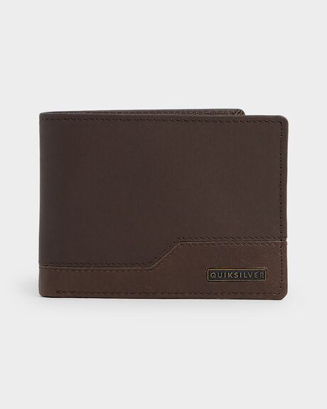 PATHWAY BI-FOLD LEATHER WALLET
