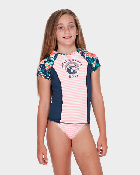 WAVY BEACH LONG SLEEVED ZIP RASH VEST