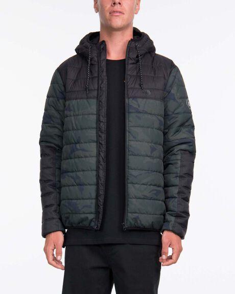 Alder Puff Tw Jacket