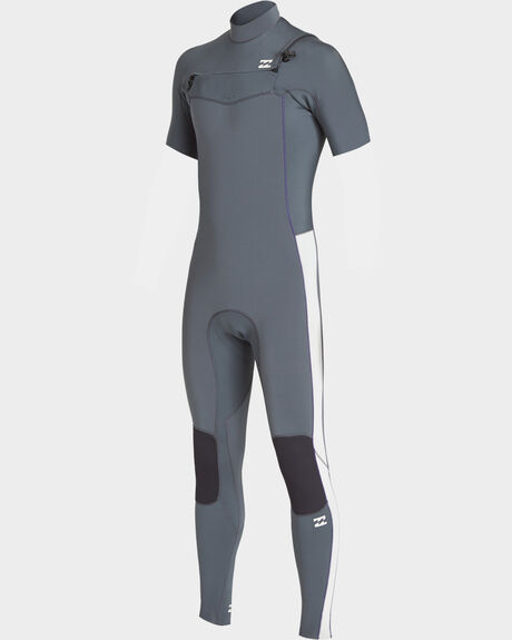 202 FURNACE REVOLUTION CHEST ZIP SHORT SLEEVE FULLSUIT