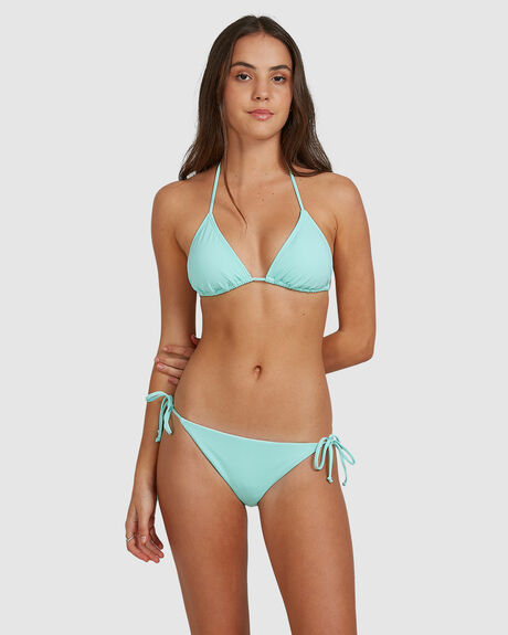 SOL SEARCHER TIE SIDE TROPIC BIKINI