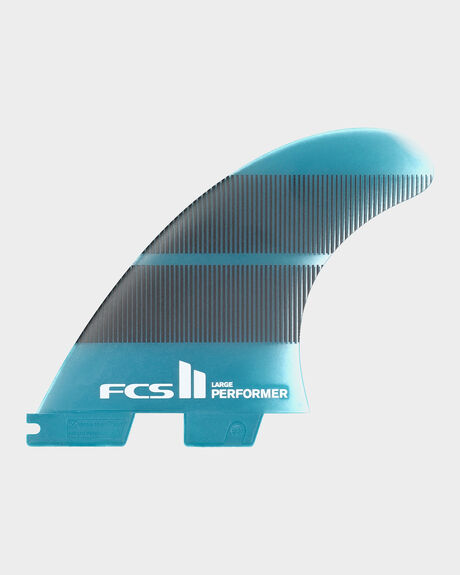 FCS II PERFORMER NEO GLASS LARGE TRI FINS