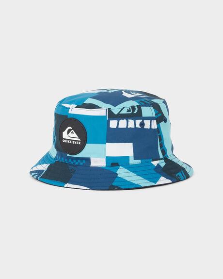 BOYS 2-7 LURKERIZE BUCKET HAT