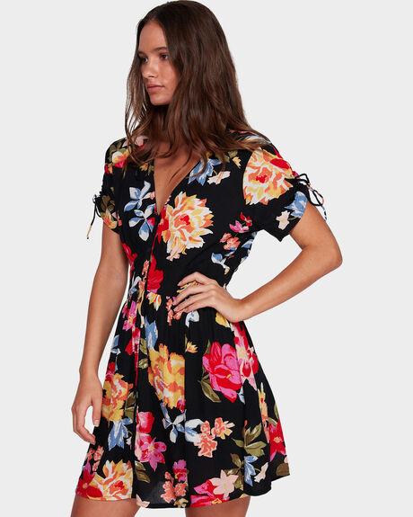 TWIRL TWIST DRESS