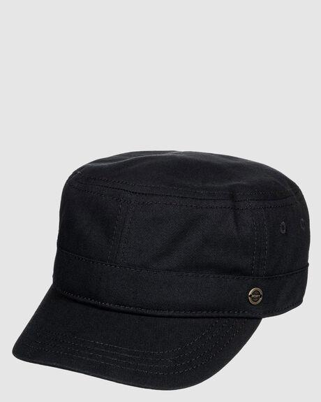 WOMENS CASTRO MILITARY CAP