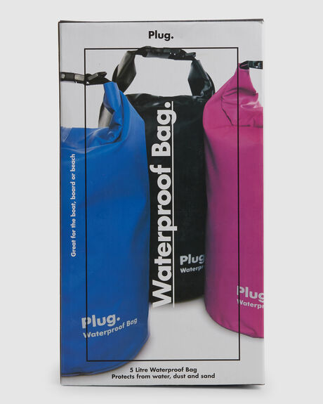 WATERPROOF BAG BLACK