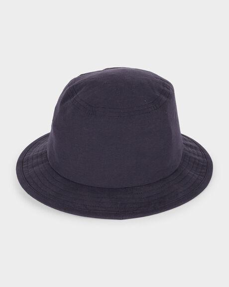 Black RVCA POOLSIDE HAT  5db47202a6c4