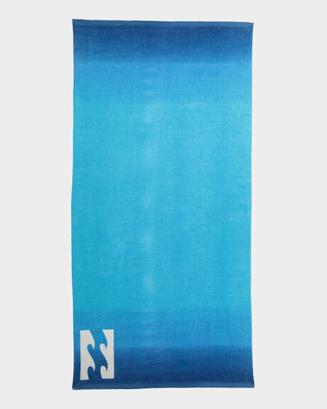 WAVES VELOUR TOWEL