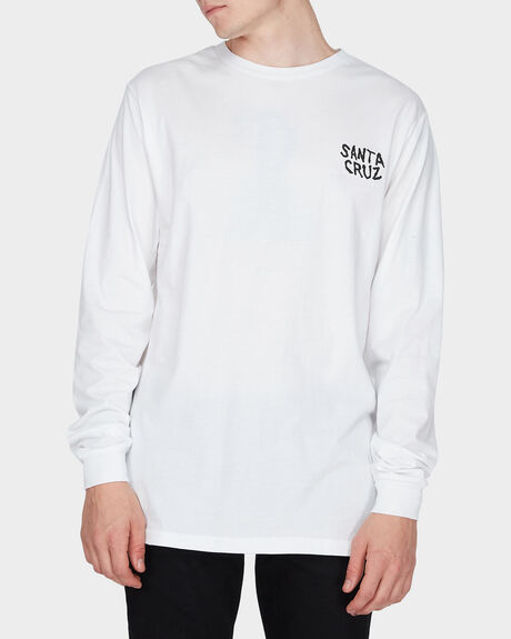 HYBRID HAND LONG SLEEVE TEE