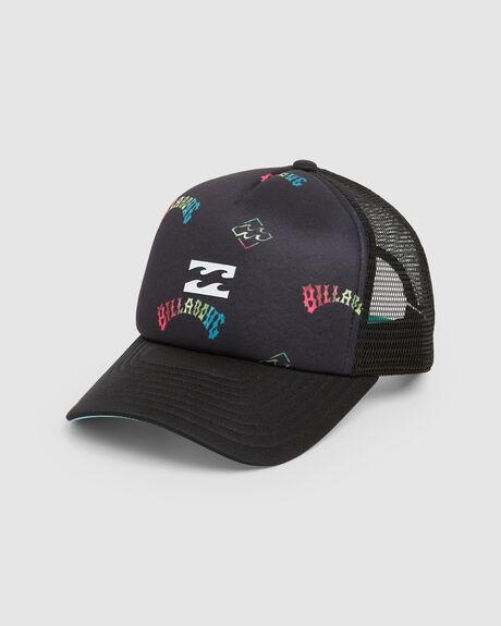 GROMS ISLAND TRUCKER CAP