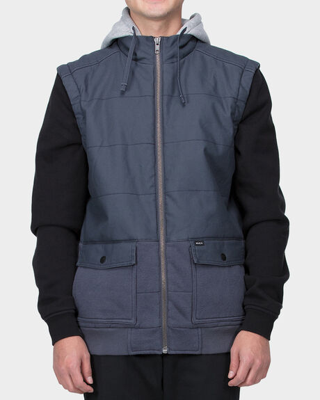 RVCA PUFF THE TRUST JACKET