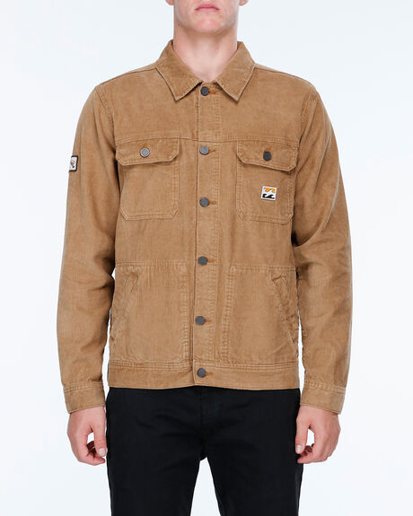 THE CORD JACKET