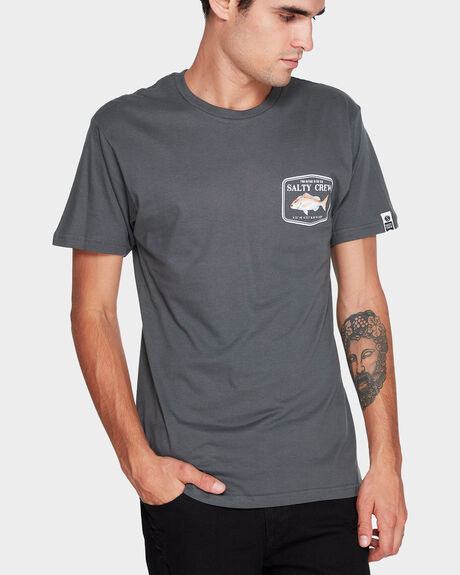 SNAPPER MOUNT SHORT SLEEVE TEE