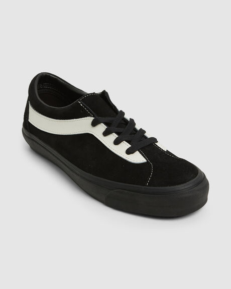 BOLD NI SUEDE BLACK MARSH SKATE SHOE