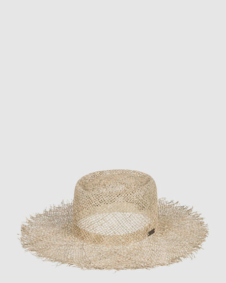 GREAT TIME - STRAW SUN HAT