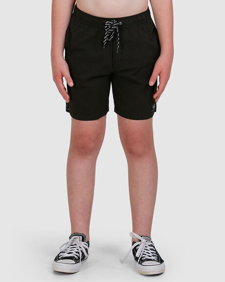 SALTY DOGS YOUTH BEACH SHORT