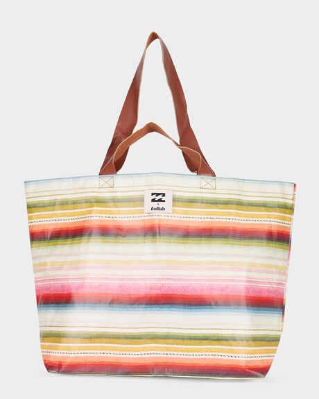 DEL SUR SHOULDER TOTE BAG
